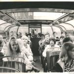 School excursion: Boat tour in 1968