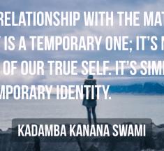 Temporary Identity