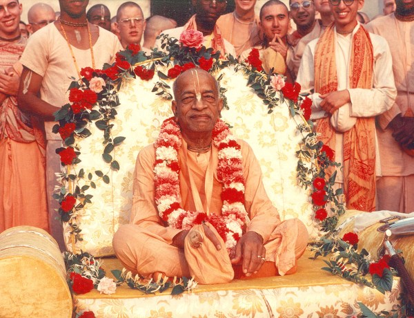 Blessings of the entire parampara