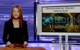 Demokratischer Diktator: Helmut Kohl