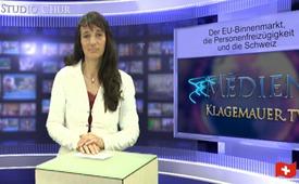 Der EU-Binnenmarkt, die Personenfreizügigkeit...