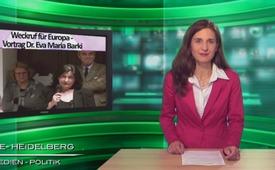 Weckruf für Europa – Vortrag Dr. Eva Maria Barki