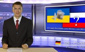 10 Fragen Russlands zum Absturz von MH17