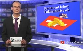 Parlament lehnt Goldinitiative ab