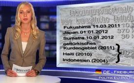 Erkennungsmerkmale für künstliche Erdbeben