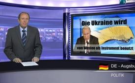 Die Ukraine wird vom Westen als Instrument benutzt