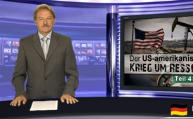 Der US-amerikanische Krieg um Ressourcen  - Teil 4 Iran