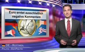 Euro erntet ausschließlich negative Kommentare