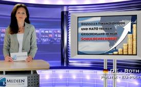 Brüsseler Finanzführung und NATO treiben Griechenland in neue Schuldenrekorde