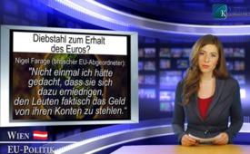 Diebstahl zum Erhalt des Euros?
