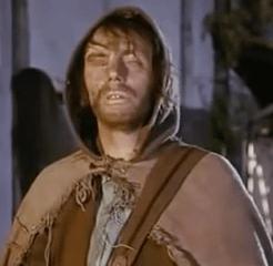 Die Schatzinsel, Film, DVD, Die Schatzinsel, ZDF - 4-Teiler, 1966, Piew, blinde Piew, der blinde Piew Pew, blinder Pew