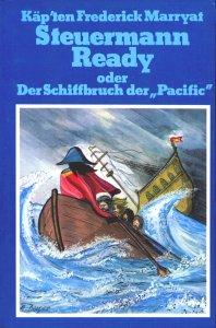Frederick Marryat, Steuermann Ready, Der Schiffbruch der Pacific, Rezension, Review, Buch, Buchempfehlung, Pirat, Piratenbucg