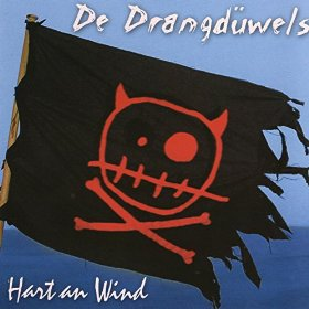 The Drangdübels, De Drangdübels, De Drangduebels, Die Drangdübels, Die Drangdübel, Cover, Hart an Wind, Musik, Piratenmusik, Piraten, Plattdeutsch, Plattdutsch