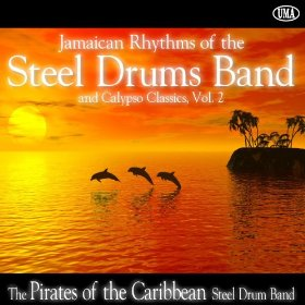 Pirates of the Caribbean Steel Drum Band, Musik, Steeldrum, Stahltrommel, Klangschale, Musik, karibische Musik