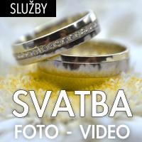 Svatební fotografie a video pro každého...