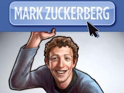 كتاب هزلى عن مارك زوكربيرج! 1