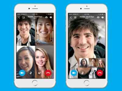 مكالمات فيديو سكايب قادمة إلى الجوال – تقرير 11
