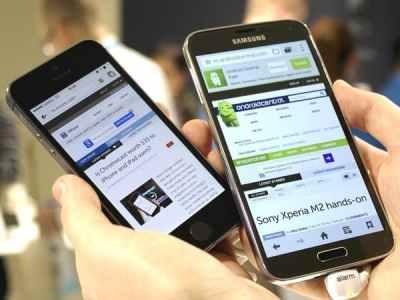 مقارنة الهواتف الذكية: ايفون مقابل جالكسي ونيكسوس وغيرهما 2