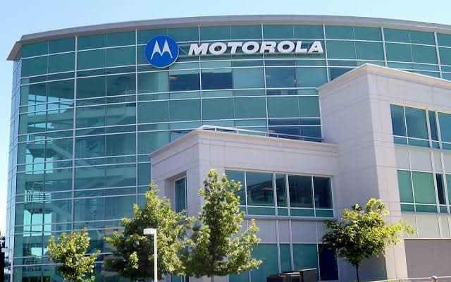 انقسام شركة Motorola، وشركة مستقلة لقسم الجوال 1