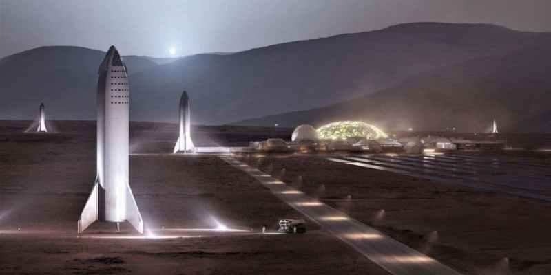 سعر تذاكر المريخ لن يزيد على 500,000 دولار أمريكي وفقاً لمزاعم إيلون موسك