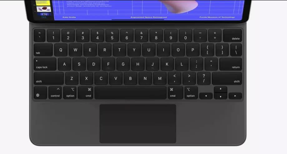 أبل تعلن عن آيباد برو جديد (2020) مع لوحة مفاتيح ولوحة لمس 1