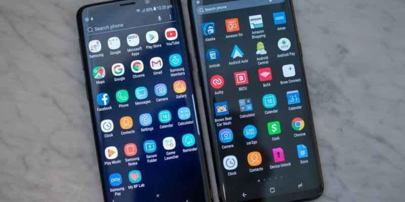 هل يجب عليك الترقية من Galaxy S8 إلى Galaxy S9؟