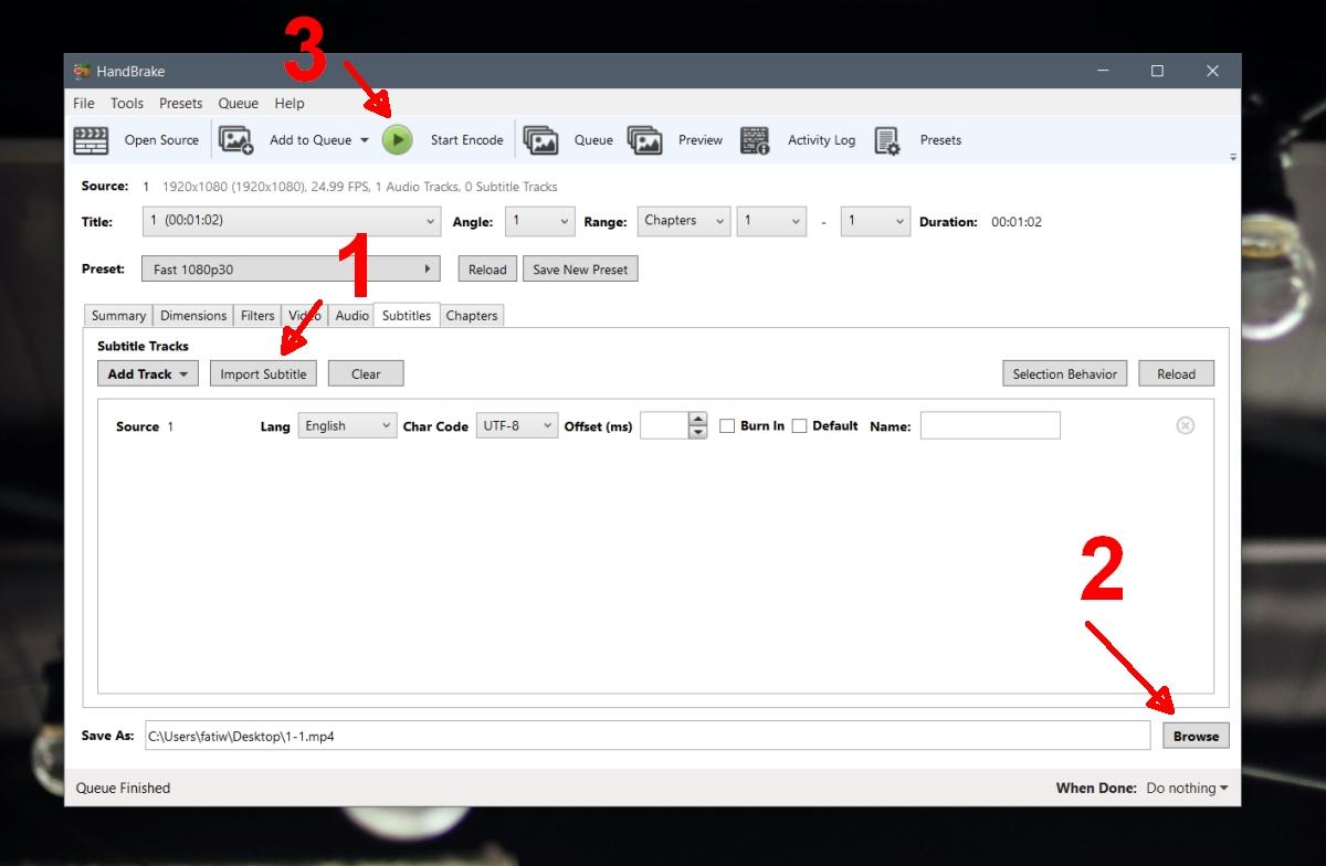 كيفية إضافة الترجمة إلى الفيديو في ويندوز 10 00