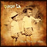 Q.AGE - Stop The Clocks - Cover