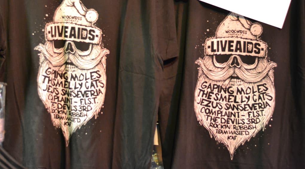 Woodkots Live Aids - ©ronald_rijken