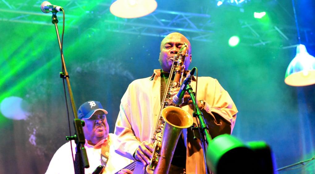 James Carter Elektrik Outlet heeft Jazz in Duketown veel te vertellen - ©ronald_rijken