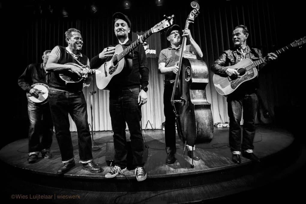 Tim Knol Bluegrass Boogiemen