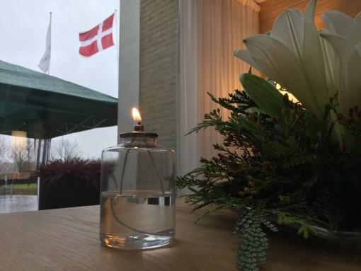 Velas Klarbio Dinamarca