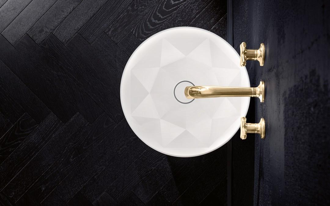 Villeroy & Boch: Filigranes Design – Waschtische mit feinen Linien und schmalen Kanten