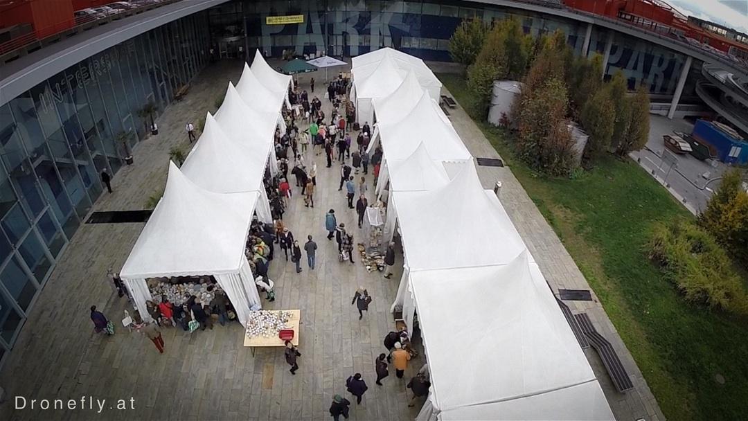 53. Flohmarkt des Lions Club Hohensalzburg im Europark (Piazza) –  Der Erlös kommt bedürftigen Personen in Salzburg zu Gute