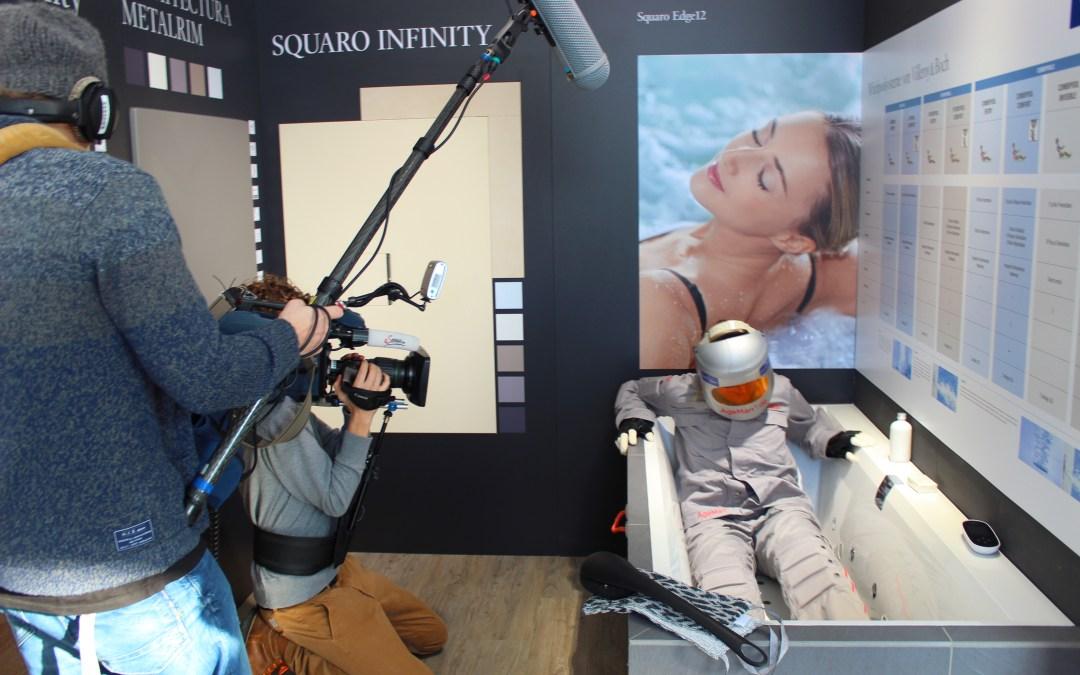 Servus TV testet Alters-Anzug bei Villeroy & Boch