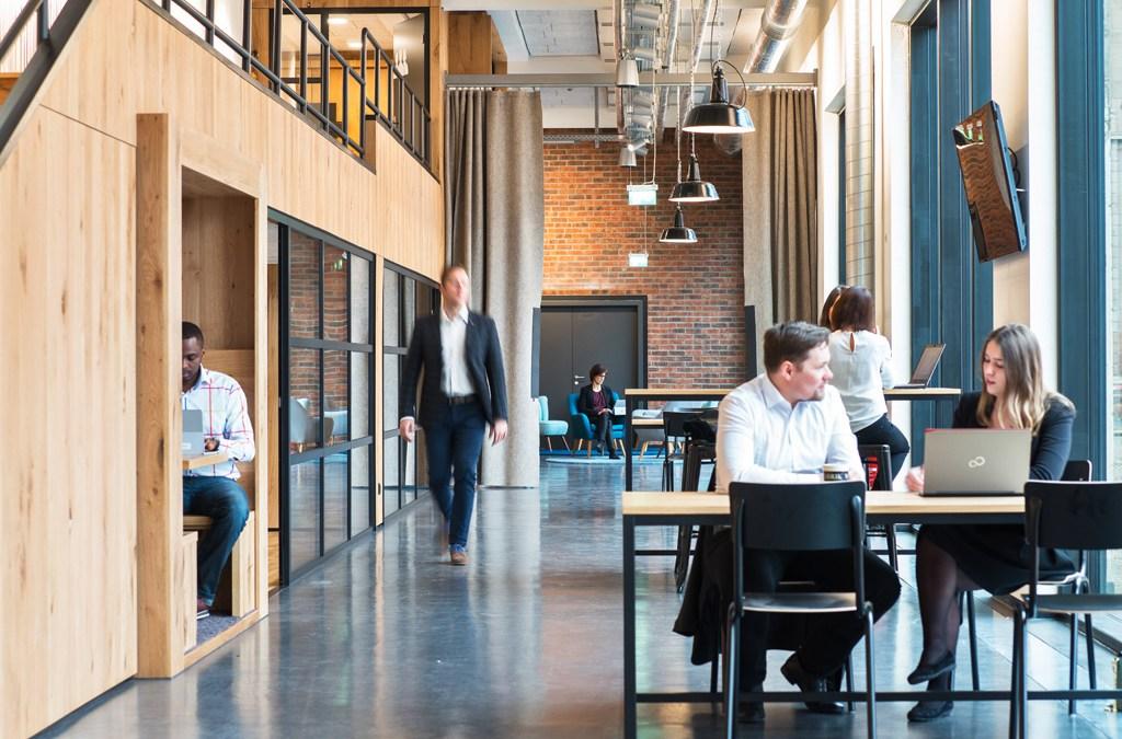 Villeroy & Boch: Open Space Office in Mettlach