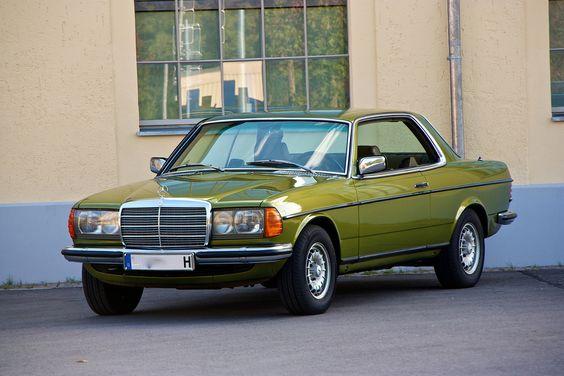 Mercedes-Benz C123 Coupe Restorasyonu, bir hayalin peşinden..
