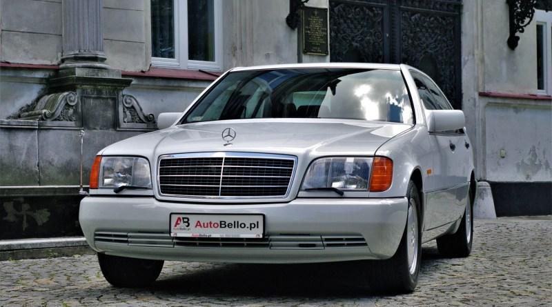 Bundan Öte Köy Yok! 1991 W140 Mercedes-Benz 500SEL