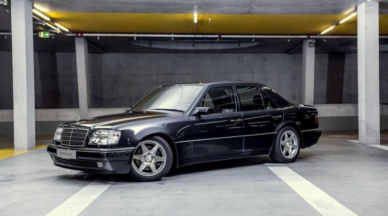 W124 Mercedes-Benz Tarihçesi