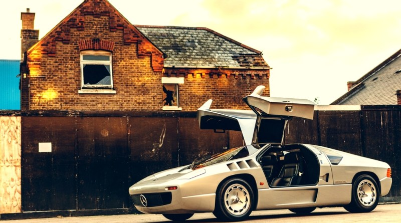 Bir Hayalin Peşinde, Isdera Imperator 1978 Mercedes-Benz C311