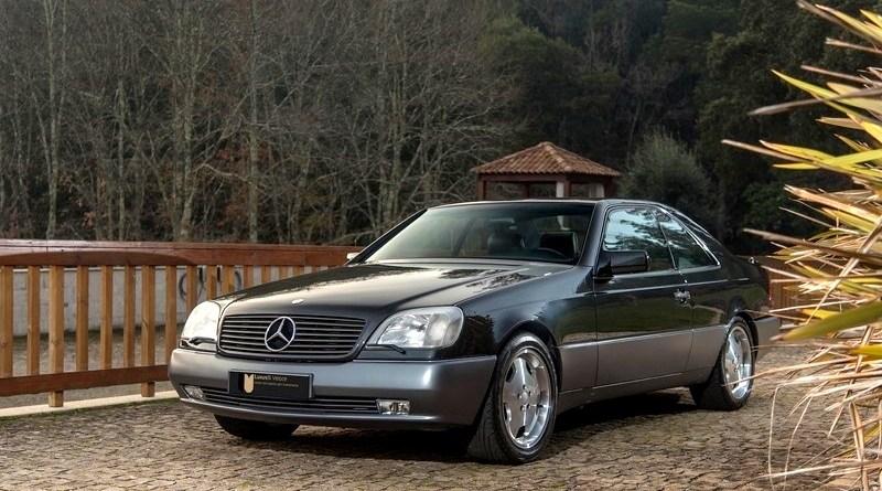 Mercedes-Benz S500 Coupe C140 Tarihçesi
