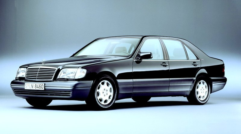W140 Mercedes-Benz Tarihçesi