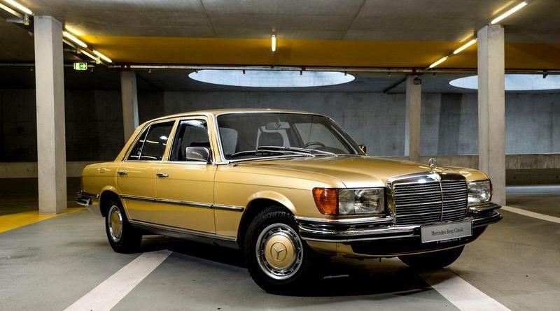 W116 Mercedes-Benz Tarihçesi