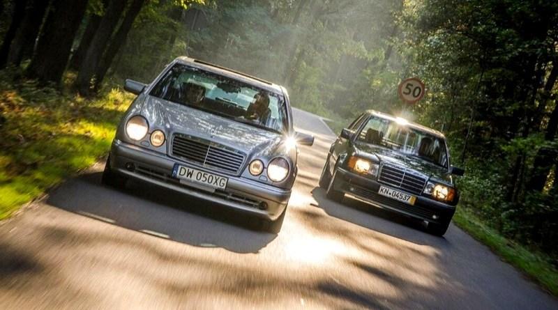 40-50 Bin Liraya Mercedes-Benz W124'mü, W210'mu Alınır?