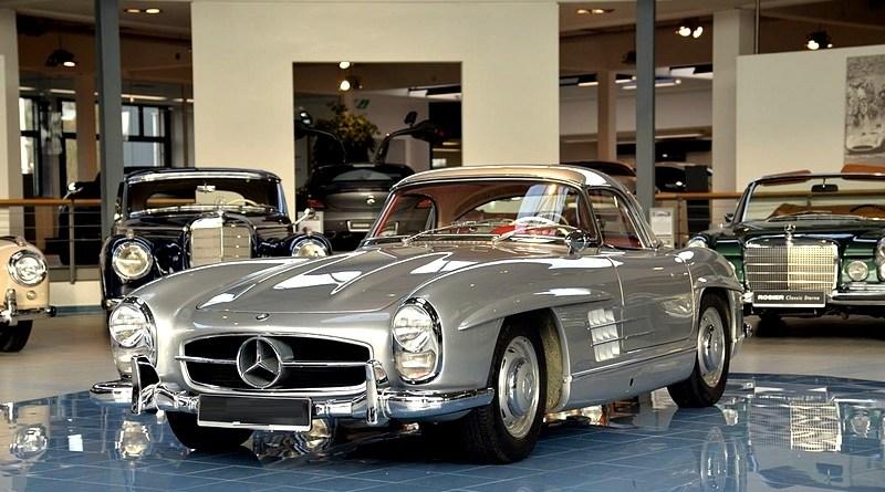Müzelik Özel Koleksiyon Ürünü 1963 Mercedes-Benz 300SL Roadster 1.900.000 Euro*