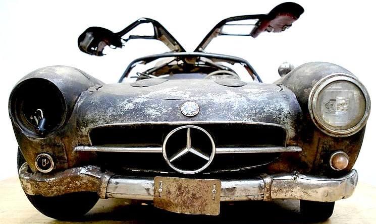 Boya Var Mı Klasik Otomobil Dünyası
