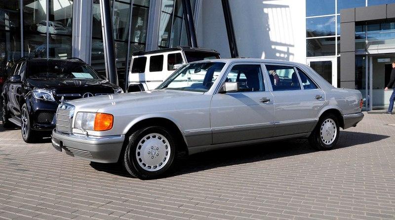 Sadece 10 Bin Km.de! Mercedes-Benz W126 560SEL