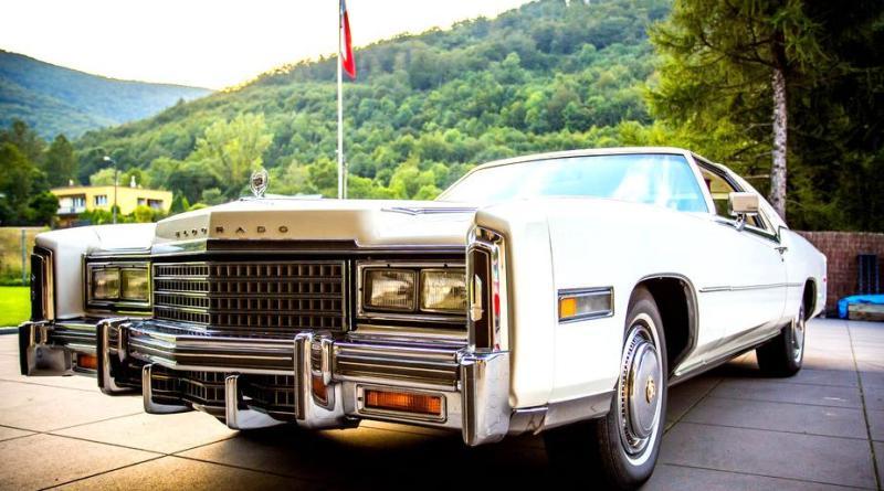 7 Bin Milde! 1978 Cadillac Eldorado Biarritz Satılık*