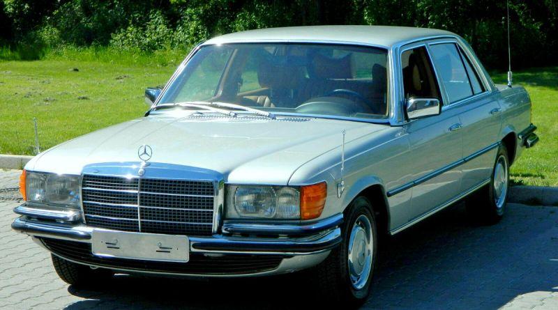 12.500 Km.de! 1979 Mercedes-Benz 280SEL W116 Satılık*