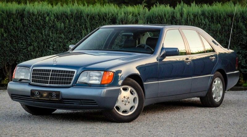 9.000 Euro'ya Satılık* 1991 W140 Mercedes-Benz 500SE